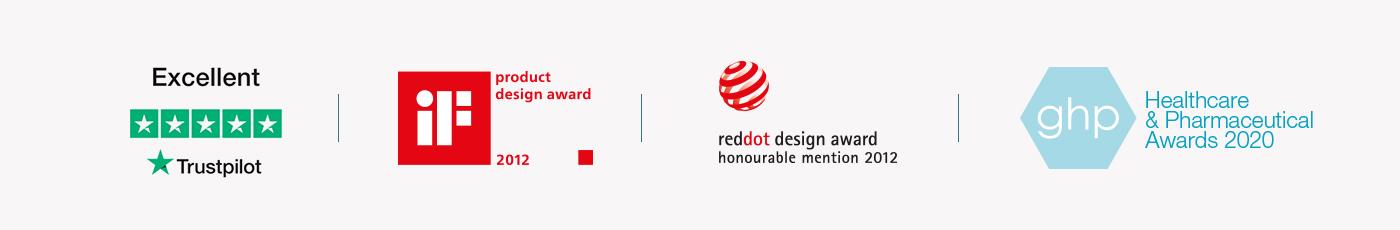 Design-Auszeichnungen für Rollz International
